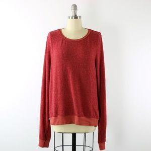NWT Wildfox Baggy Beach Jumper Pullover Sweatshirt